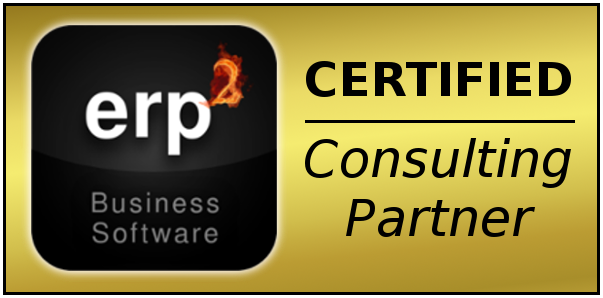 erp2 Certified Consulting Partner